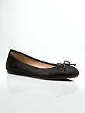 Jilly Leather Ballet Flats