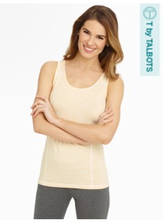 Micro Stripes Fresh Jersey Tank