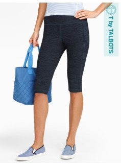 Performance Stretch Capris