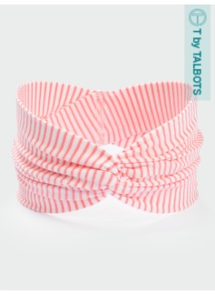 Striped Weekend Stretch Twist Headband