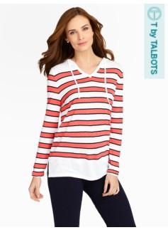 Seafarer Stripe Hoodie