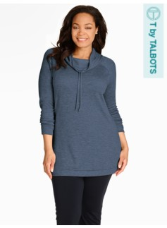 Double-Face Tunic Top