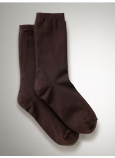 Bamboo-Patterned Trouser Socks