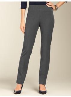 Heritage Bi-Stretch Slim-Leg Pants