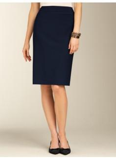 Seasonless Wool Pencil Skirt