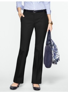 Signature Twill Bootcut Trousers
