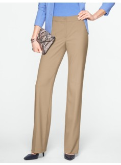 Heritage Lindsey Flare-Leg Trousers