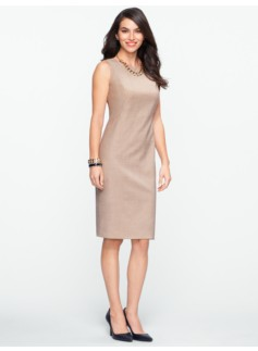 Seasonless Wool Dress