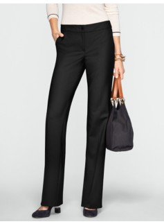 Signature Lindsey Flare-Leg Trousers