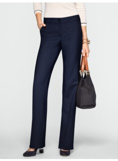 Signature Lindsey Flare-Leg Trousers