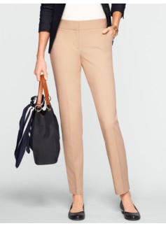 Signature Modern Crepe Ankle Pants