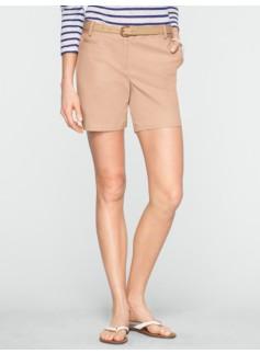 "5"" Twill Shorts"