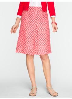 Basketweave Skirt