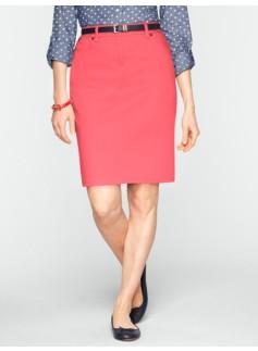 Denim 5-Pocket Skirt
