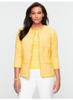 Lyla Tweed Jacket