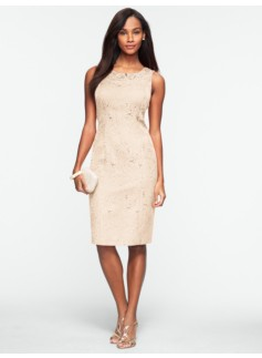 Matelass� Dress
