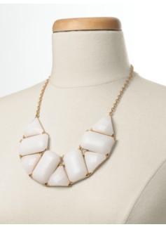 Geo-Tile Necklace
