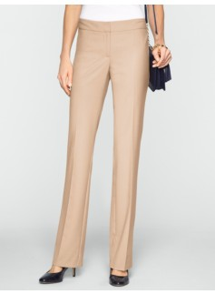 Signature Lindsey Stovepipe Trouser