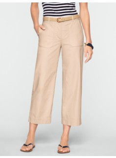 Heritage Wide-Leg Cotton Crops