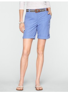 "9"" Poplin Shorts"