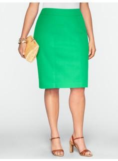 Piqu� Skirt