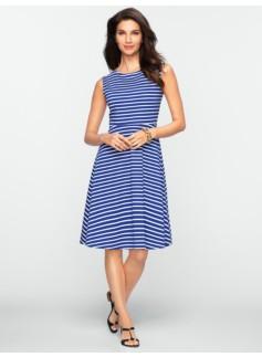 Edie Stripe Full Dress