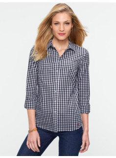 Paradise Gingham Check Shirt