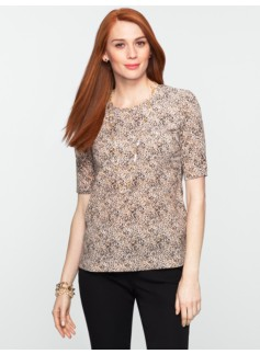 Abstract Dots Top