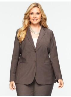 Seasonless Wool Jacket
