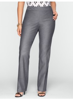 Heritage Bridget Straight-Leg Pants
