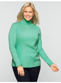 Pima Cotton Turtleneck