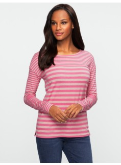 Variegated Stripes Tee