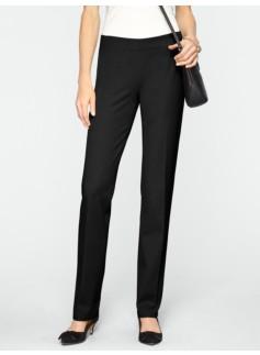 Signature Refined Bi-Stretch Side-Zip Pants
