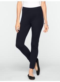Ponte Pull-On Pants
