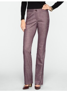 Signature Donegal Tweed Trousers