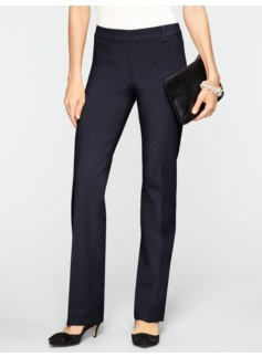 Signature Ultimate Double-Weave Straight-Leg Pants
