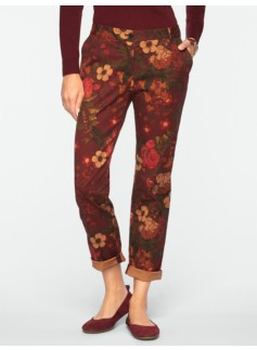 Floral Blooms Weekend Chino