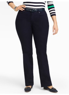 Slimming Heritage Midnight Wash Bootcut Jeans