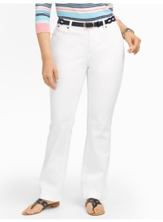 Slimming Heritage Bootcut Jeans