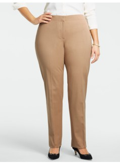 Curvy Refined Bi-Stretch Pants