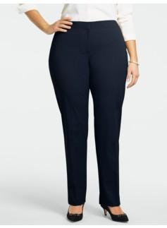 Curvy Refined Bi-Stretch Pants