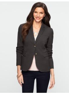 Double-Weave Jacket