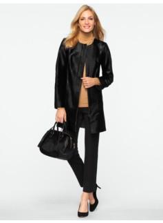 Haircalf Coat