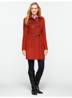 The Classic Toggle Coat with Thinsulate(tm) Lining