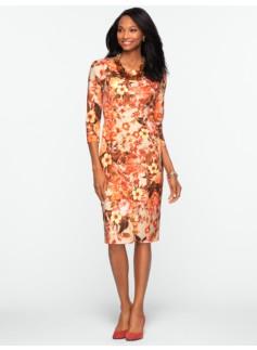 Floral Blooms Dress