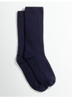 Womans Chevron Trouser Socks
