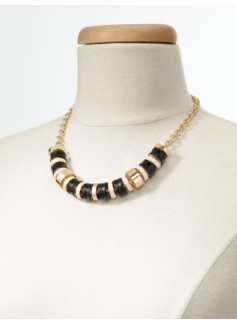 Equestrian Collar Necklace