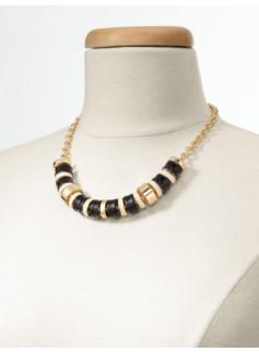 Equestrian Collar Necklace