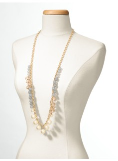 Bead-Drop Necklace