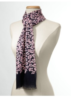 Flower Blooms Scarf